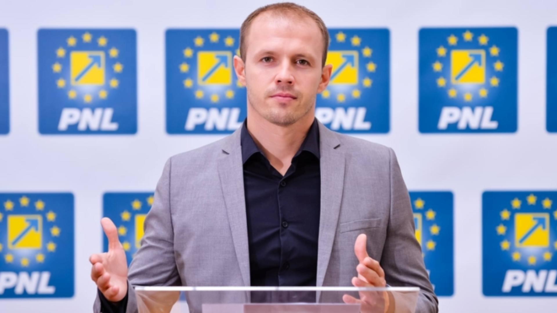 """Florin Cîțu, CONTESTAT din interiorul PNL! Alexandru Kocsis: """"Decât să plece USR-PLUS din coaliție, mai bine pleci tu din Guvern, Florine!"""""""