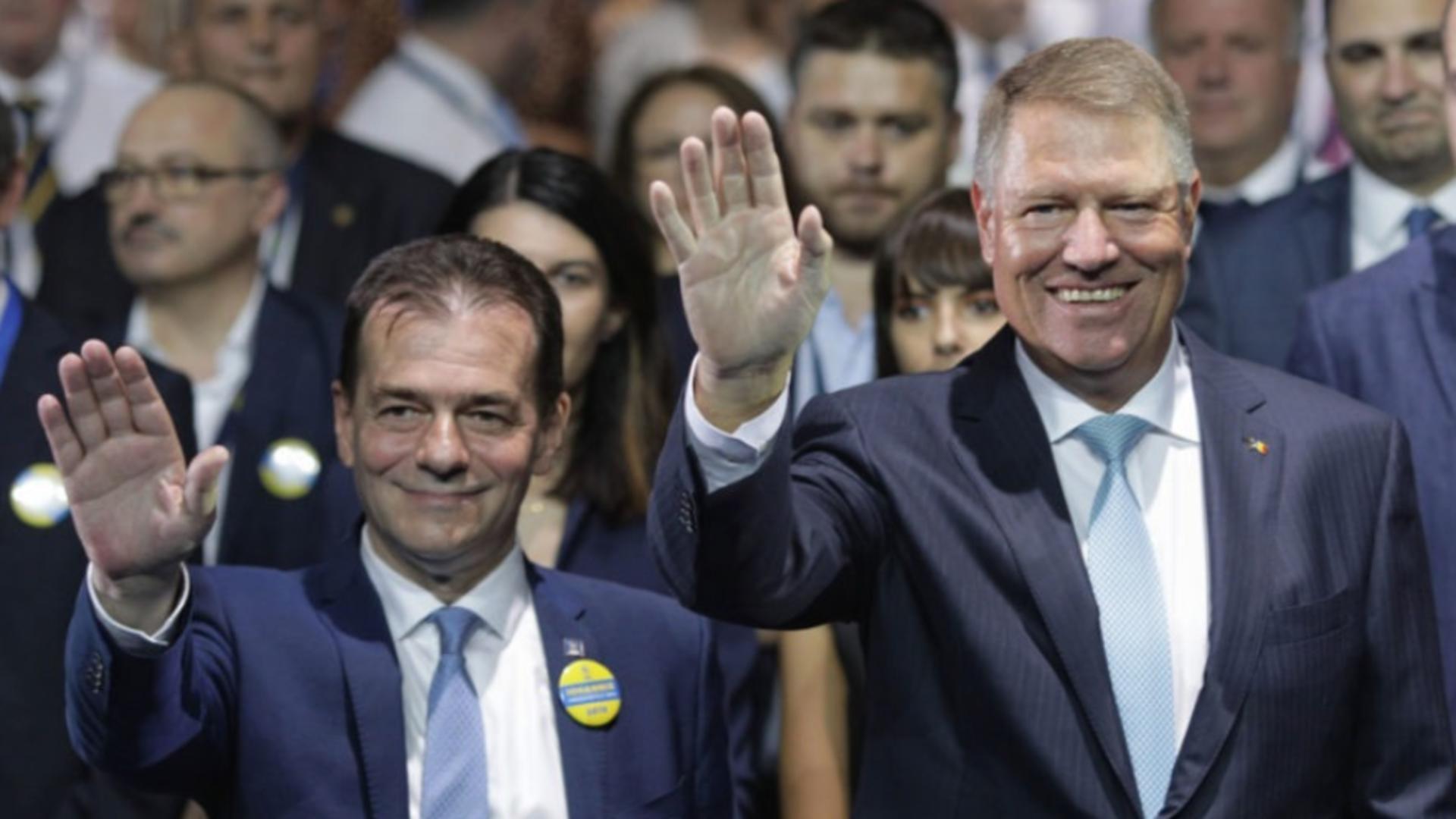 Orban spune că Iohannis nu a dat semnalul cu cine să voteze liberalii la congres. Foto/Inquam