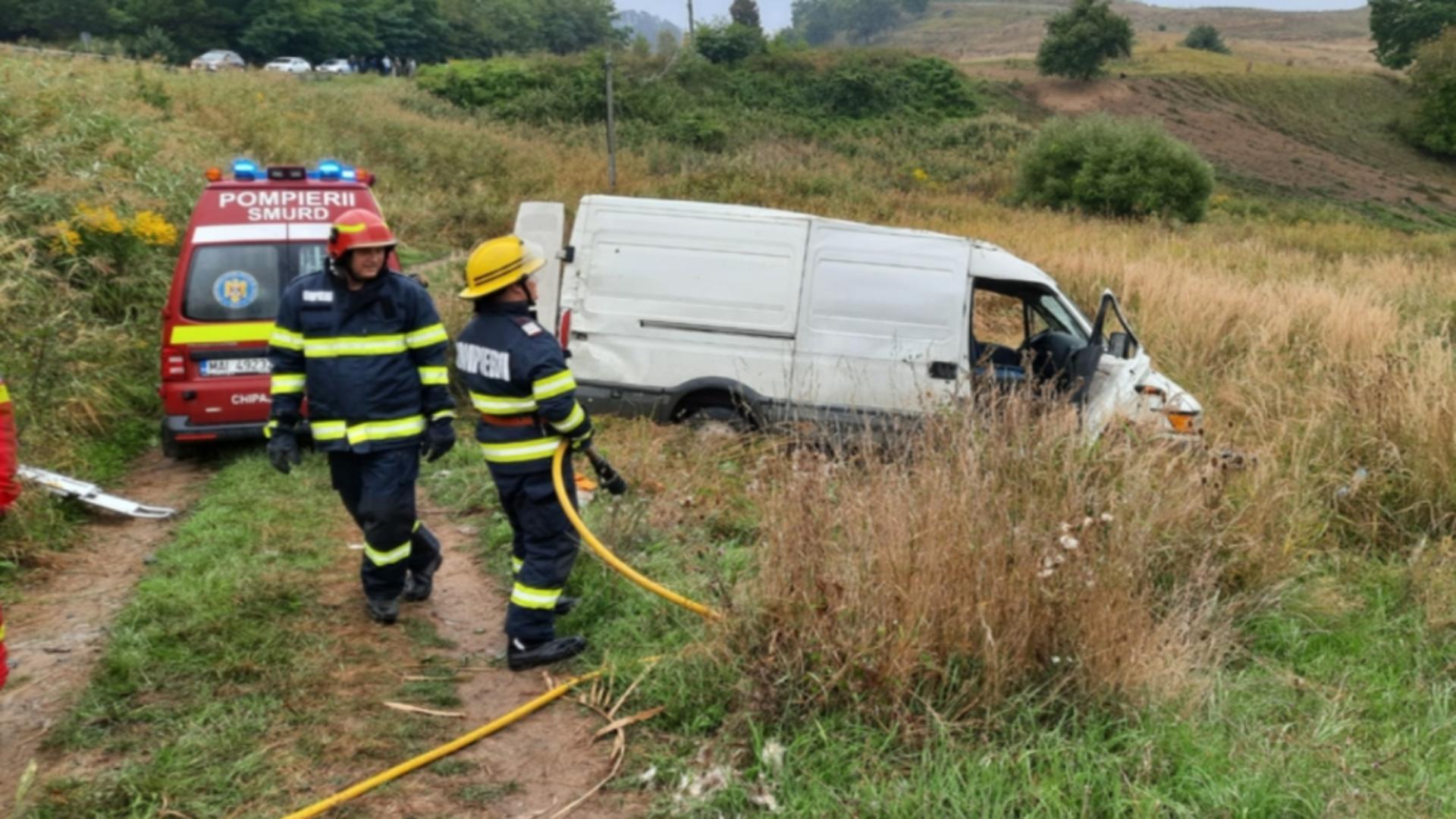 Accident Mureș