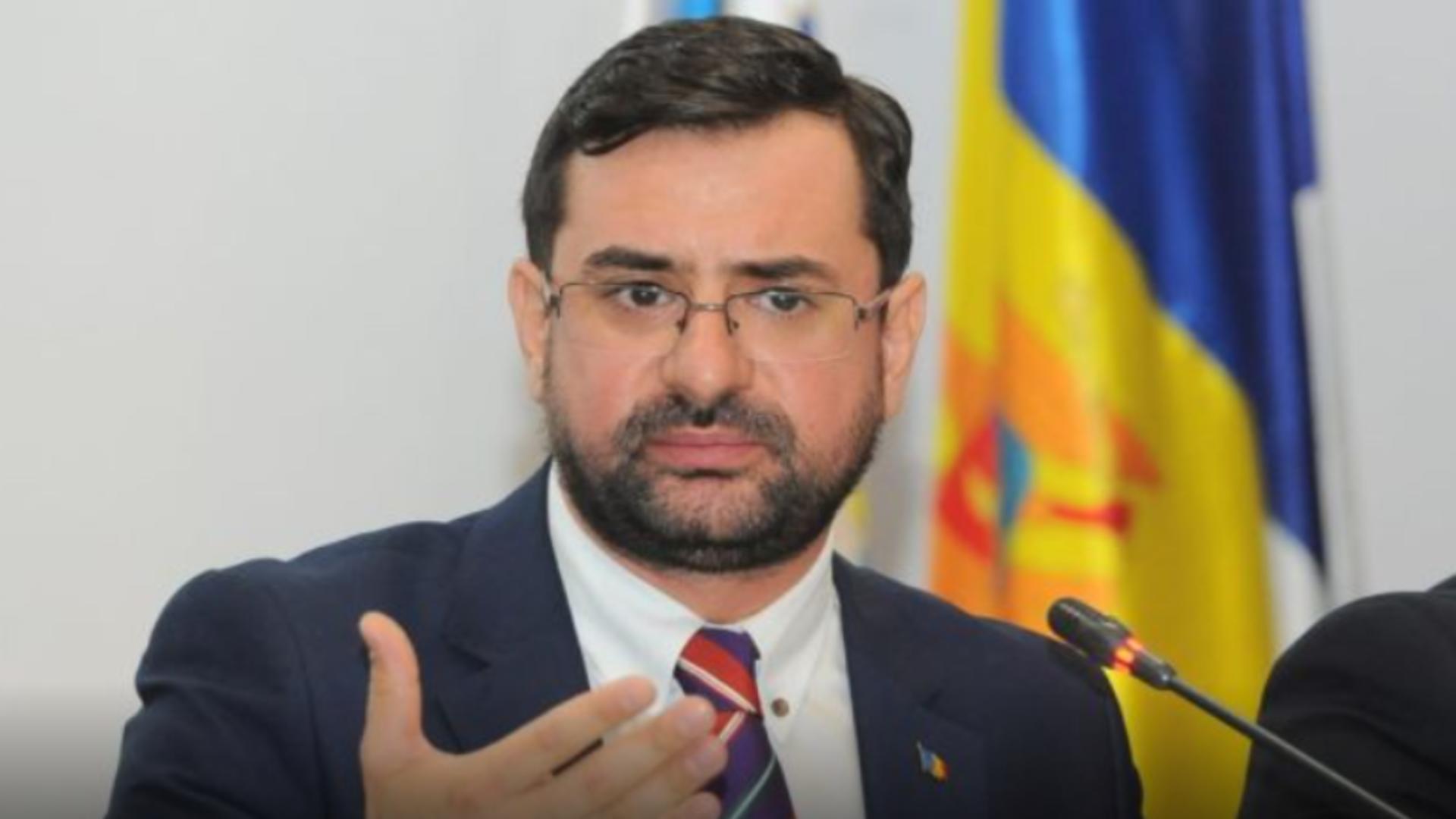 Adrian Chesnoiu, deputat PSD / Captură foto