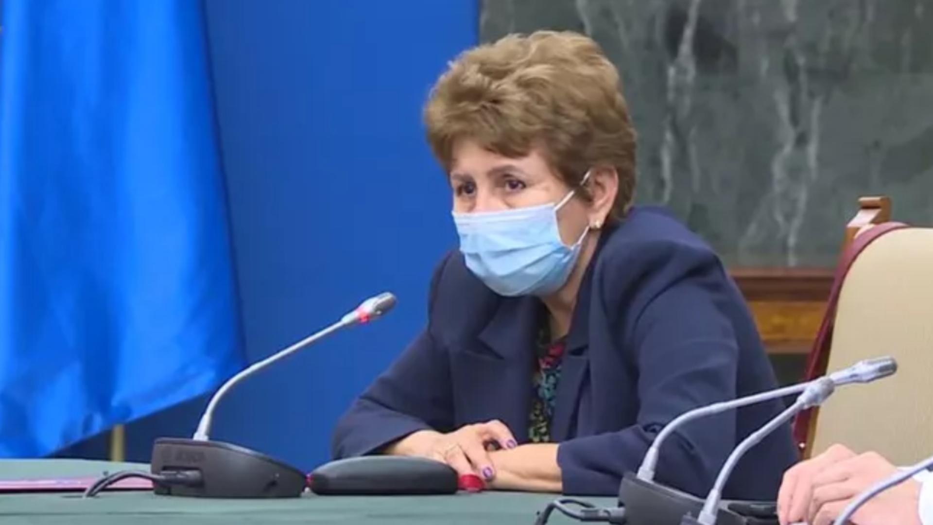 Adriana Pistol, primele explicații despre creșterea URIAȘĂ a îmbolnăvirilor COVID-19 după congresul PNL