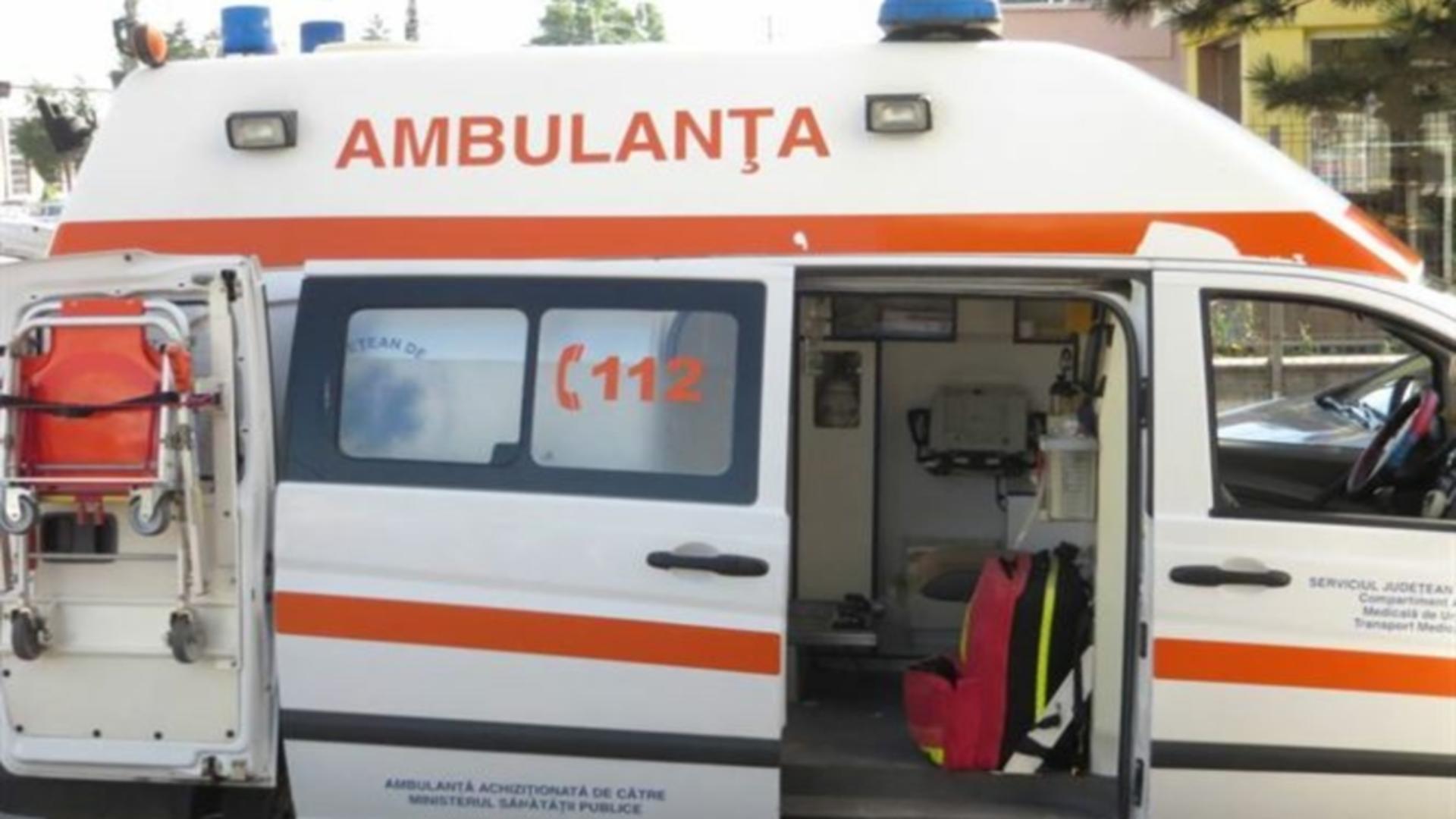Accident teribil în Craiova