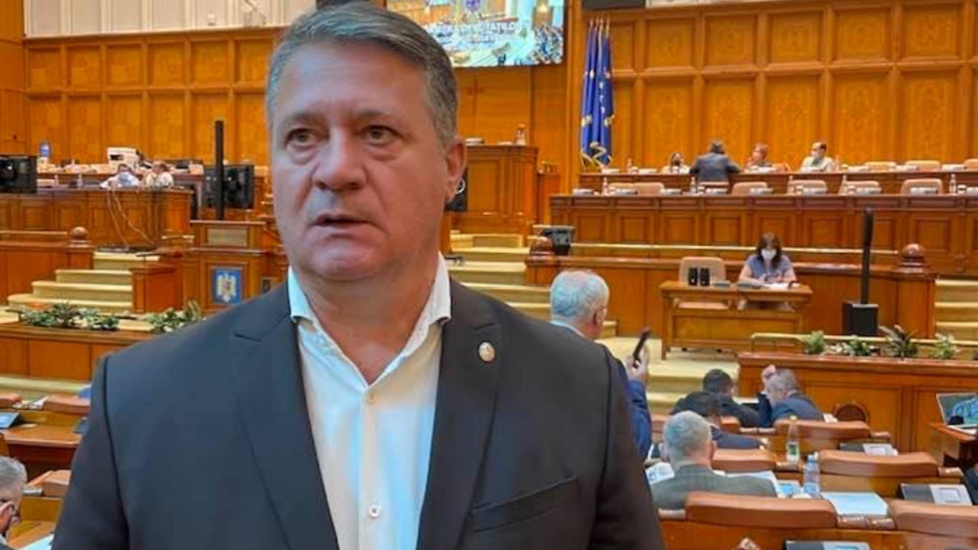 Andrușceac anunță o posibilă demitere a lui Iohannis. Foto/Inquam