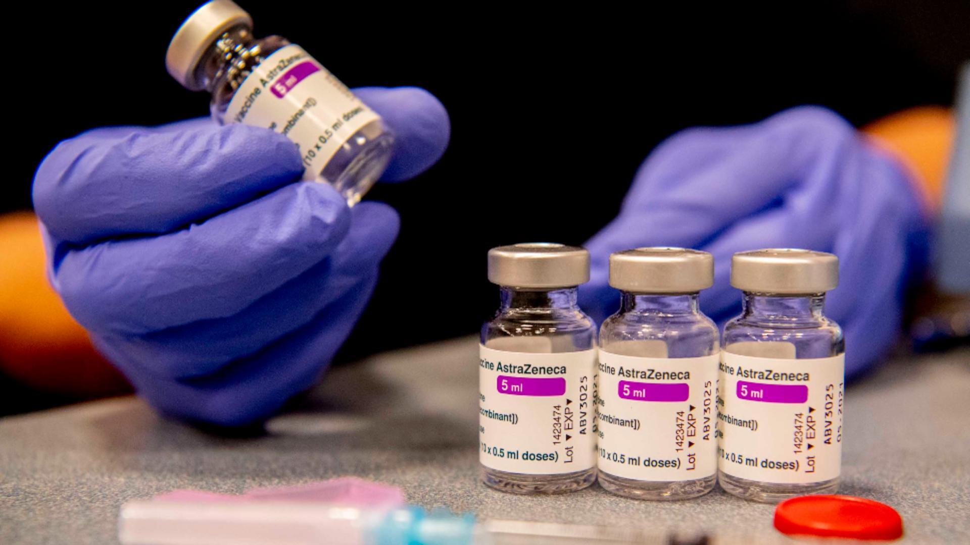 Vaccin AstraZeneca Foto: ProfiMedia