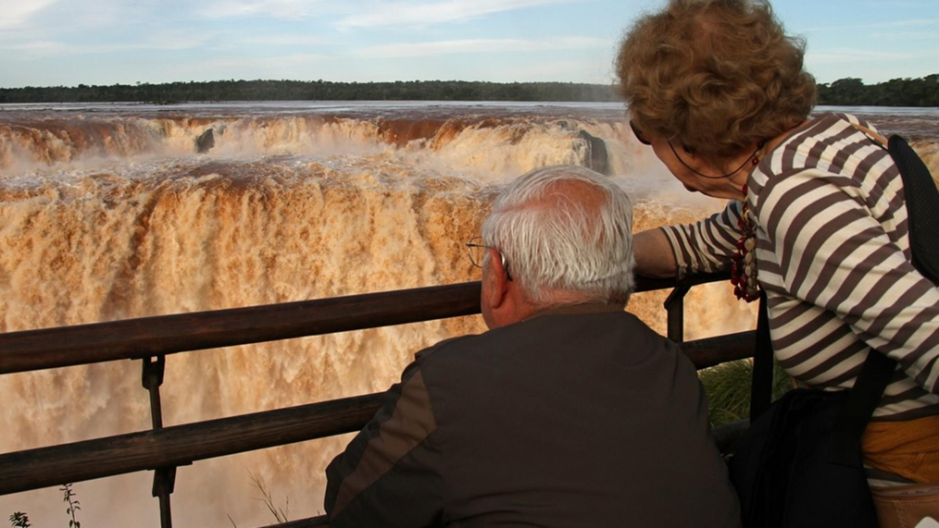 Poveste incredibilă de dragoste dintre doi bătrâni: tulburător cum au fost găsiți