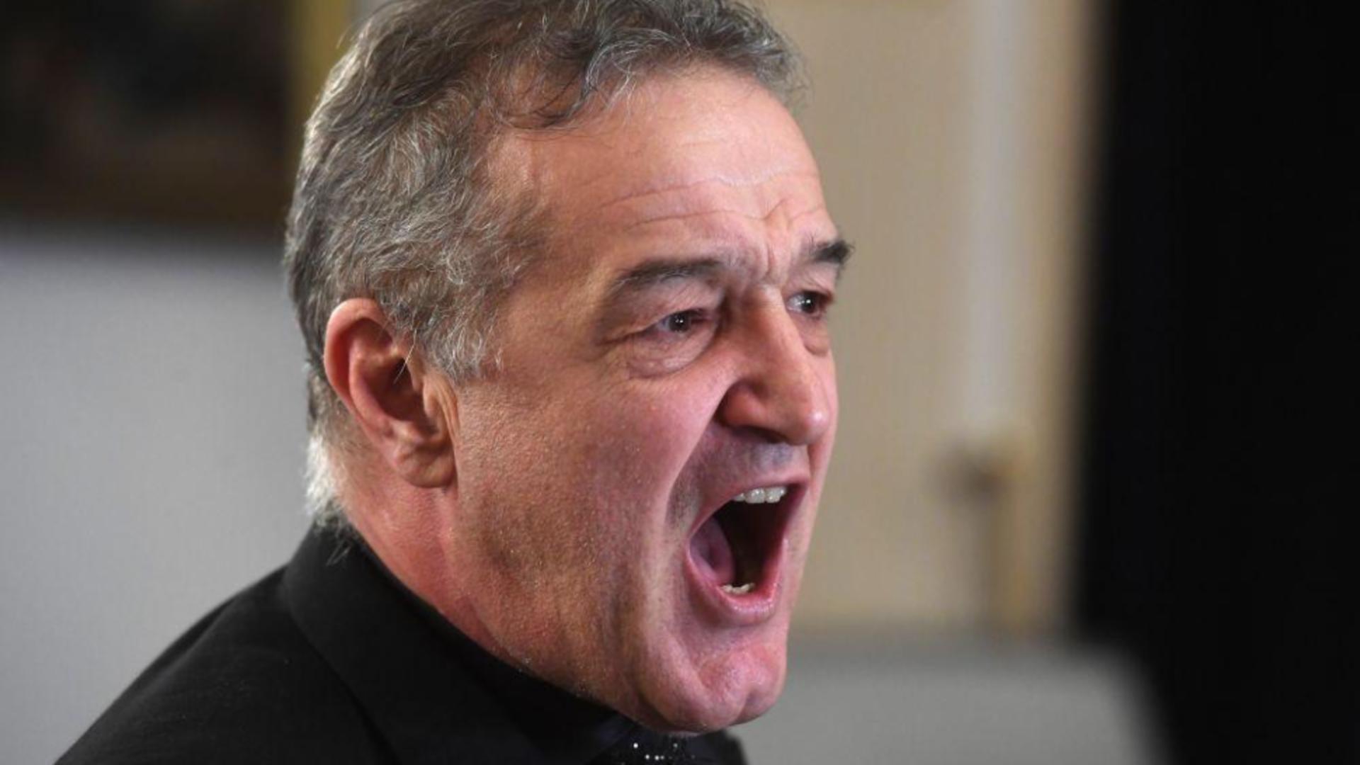 """Gigi Becali reacționează după ce CSA Steaua l-a """"interzis"""" în Ghencea!"""