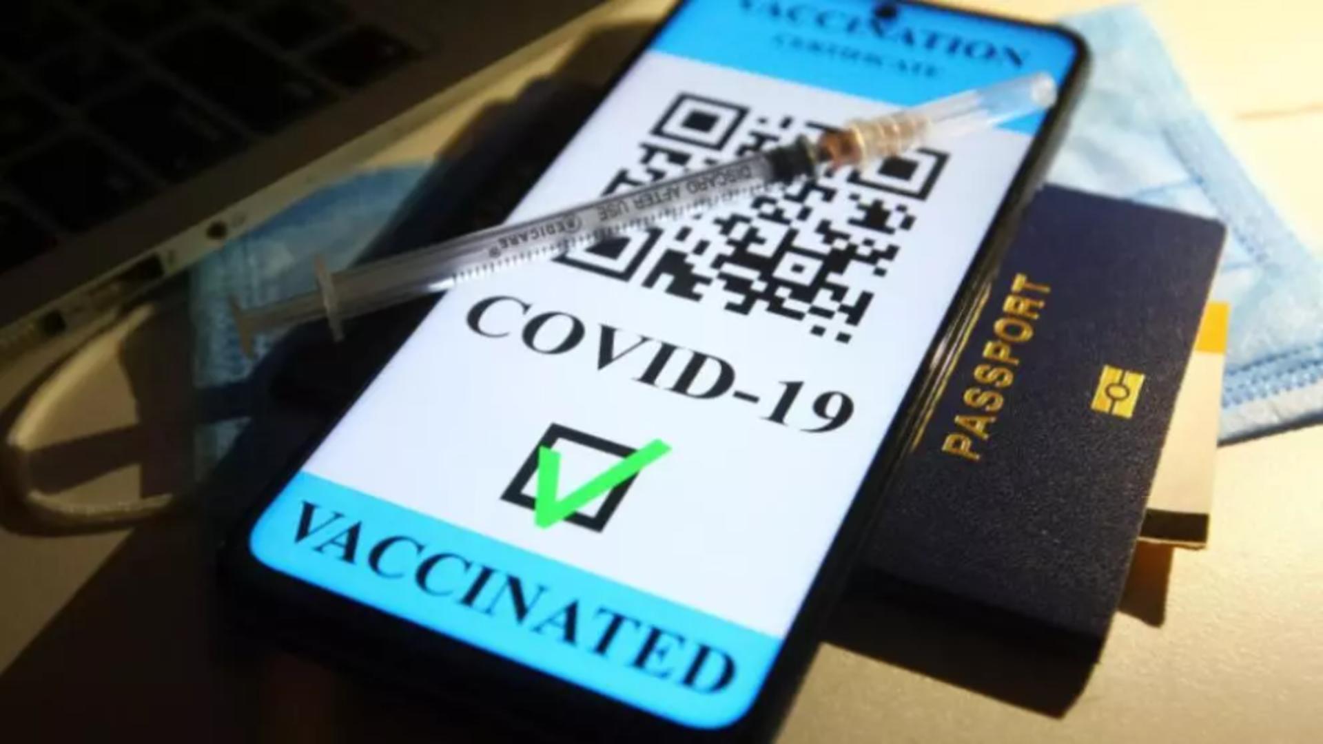 Anchetă privind falsificarea certificatelor de vaccinare