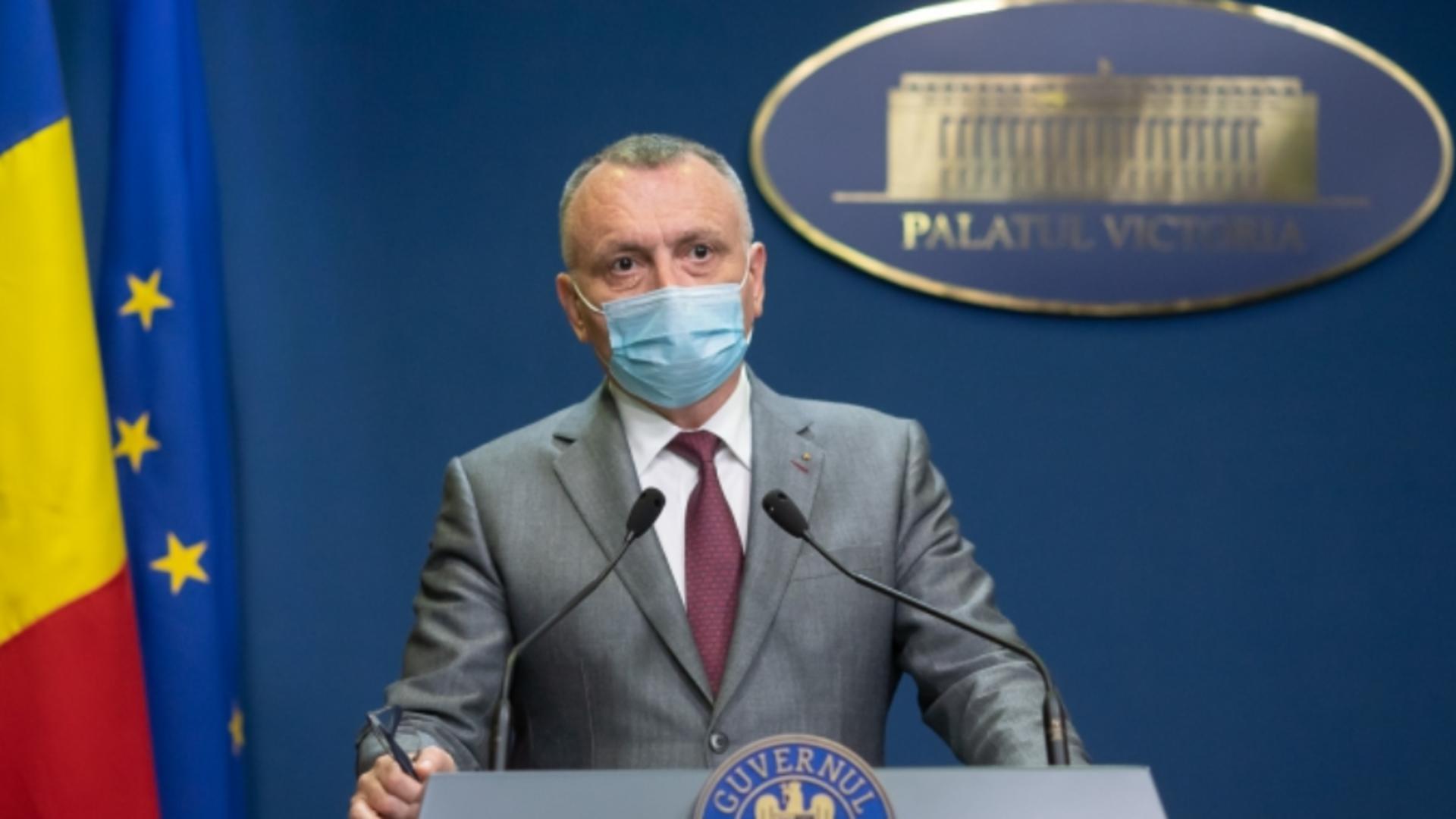 Sorin Cîmpeanu, ministrul Educației Foto: gov.ro