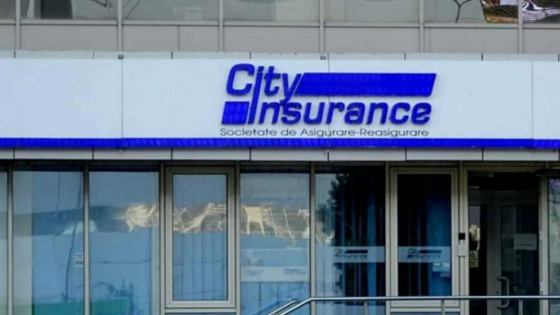 Sediu City Insurance