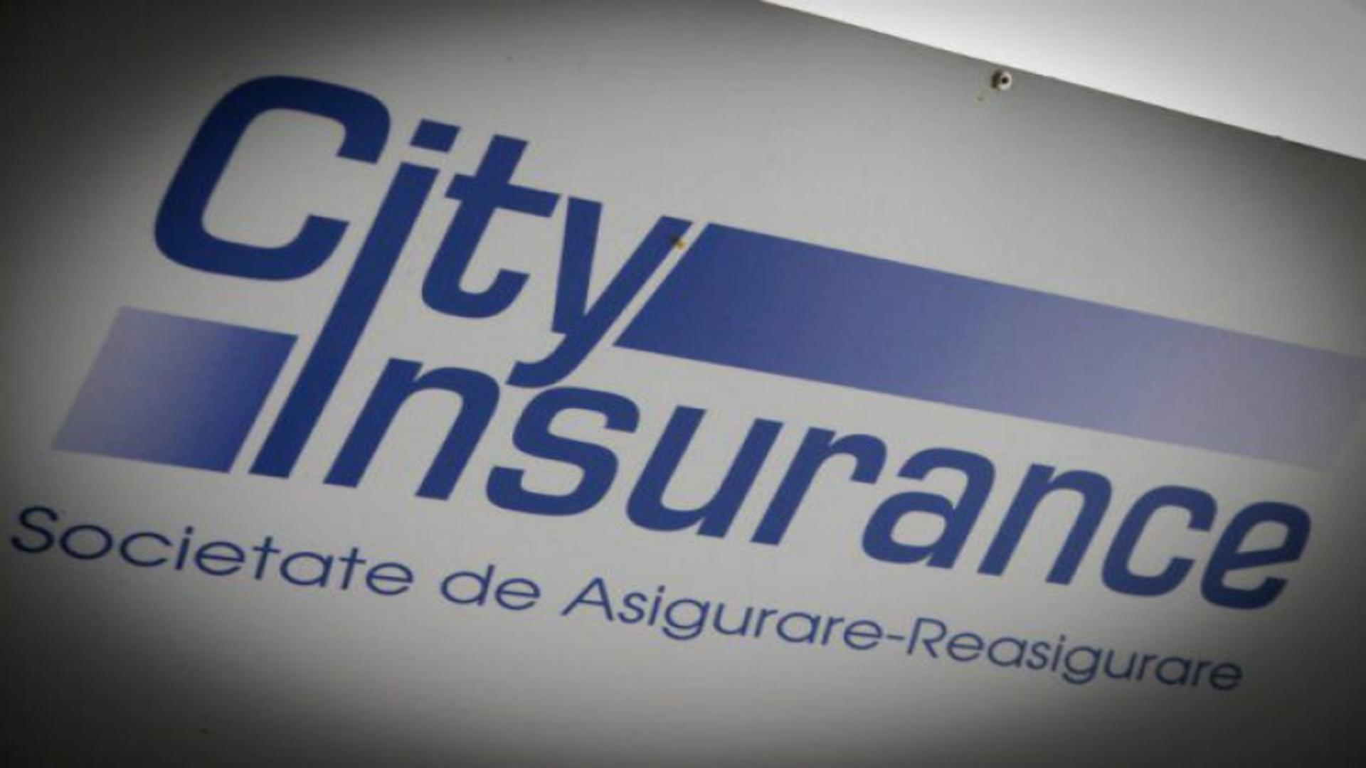 City Insurance, aproape de faliment