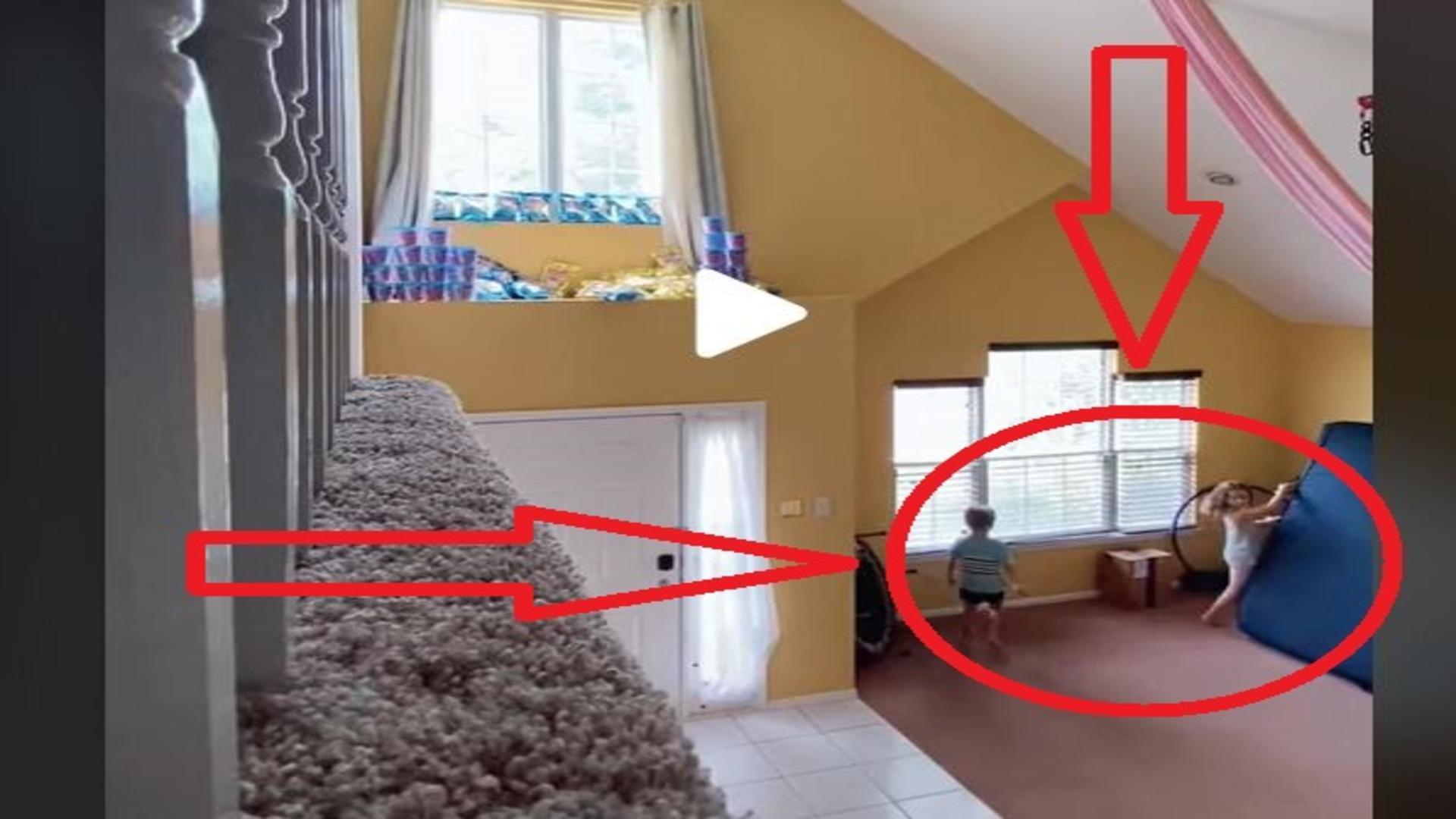 Imagini de pe camerele de supraveghere