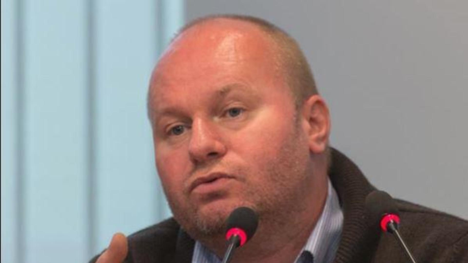 Profesor în economie Cristian Păun