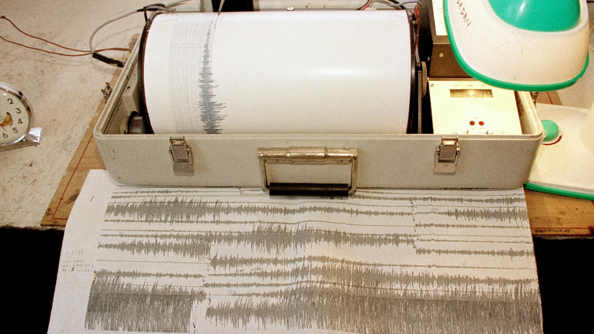 Cutremur, vineri seară, în Zona Seismică Vrancea. Foto/Profimedia