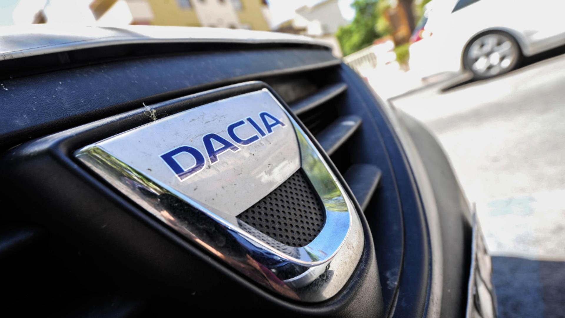 Dacia,nevoită să oprească 2 zile producția la Mioveni. Foto/Inquam