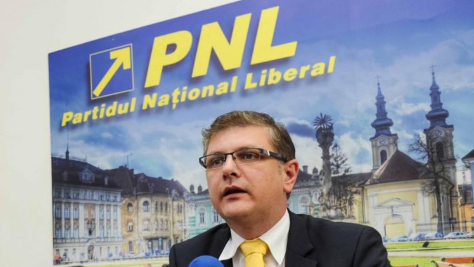 Epurarea delegațiilor PNL Timiș la Congres: prim vicepreședinte și 4 consilieri, excluși