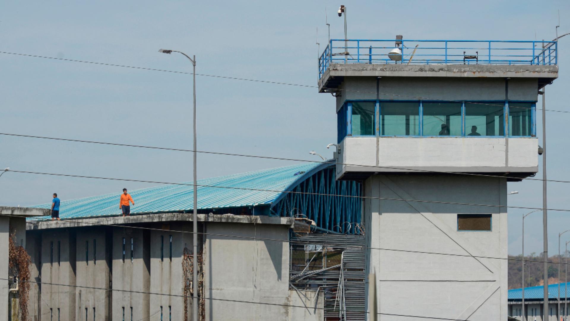 116 oameni au murit într-o închisoare din Ecuador. Foto/Profiemdia