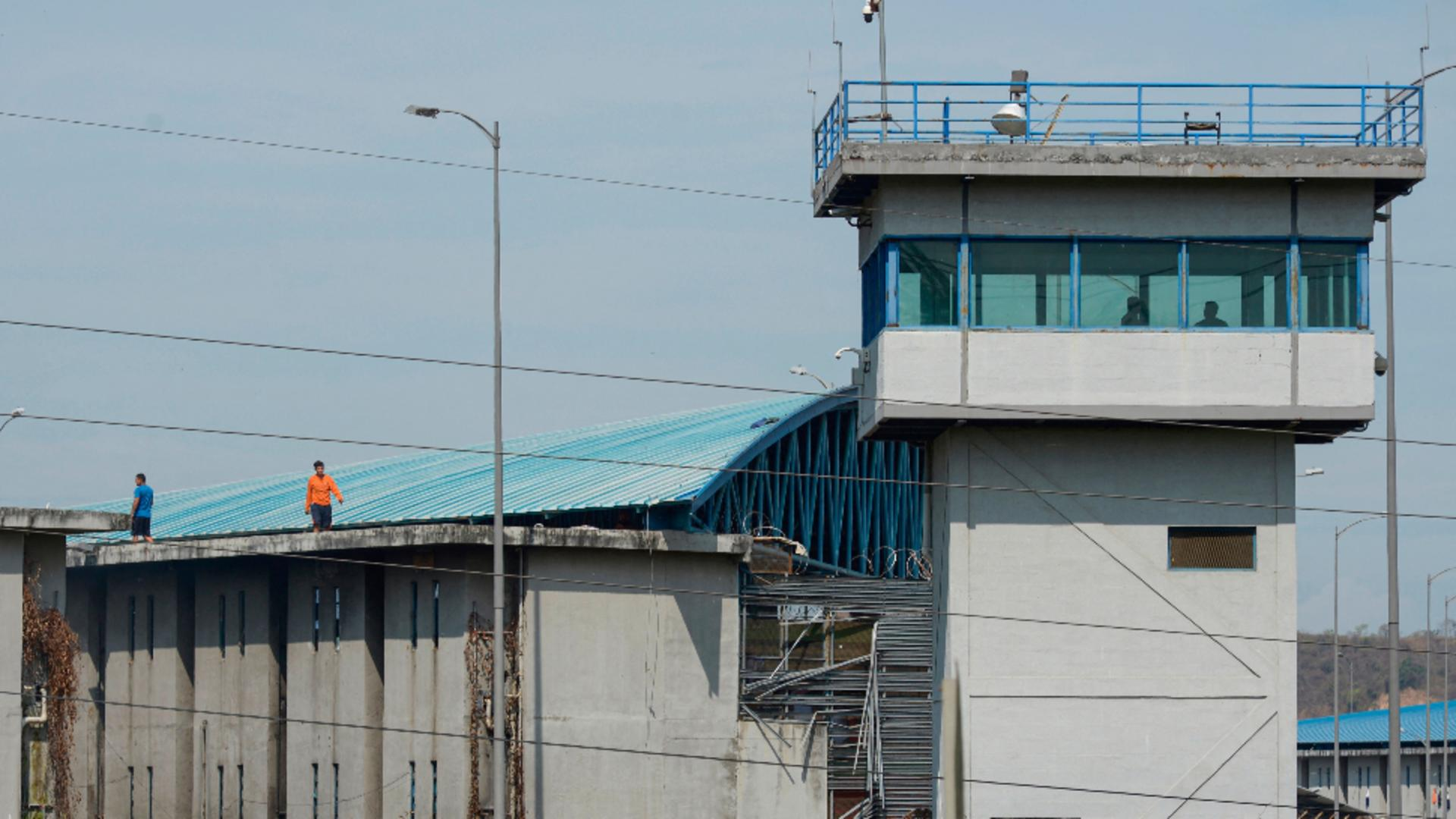 Măcel într-o închisoare din Ecuador. Foto/Profimedia