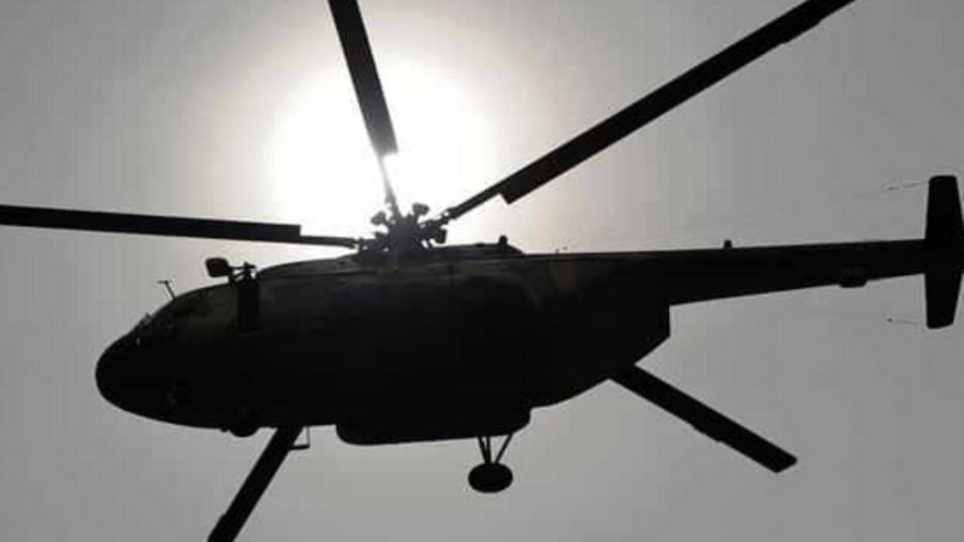 Tragedie aviatică: două elicoptere s-au ciocnit - doi morți