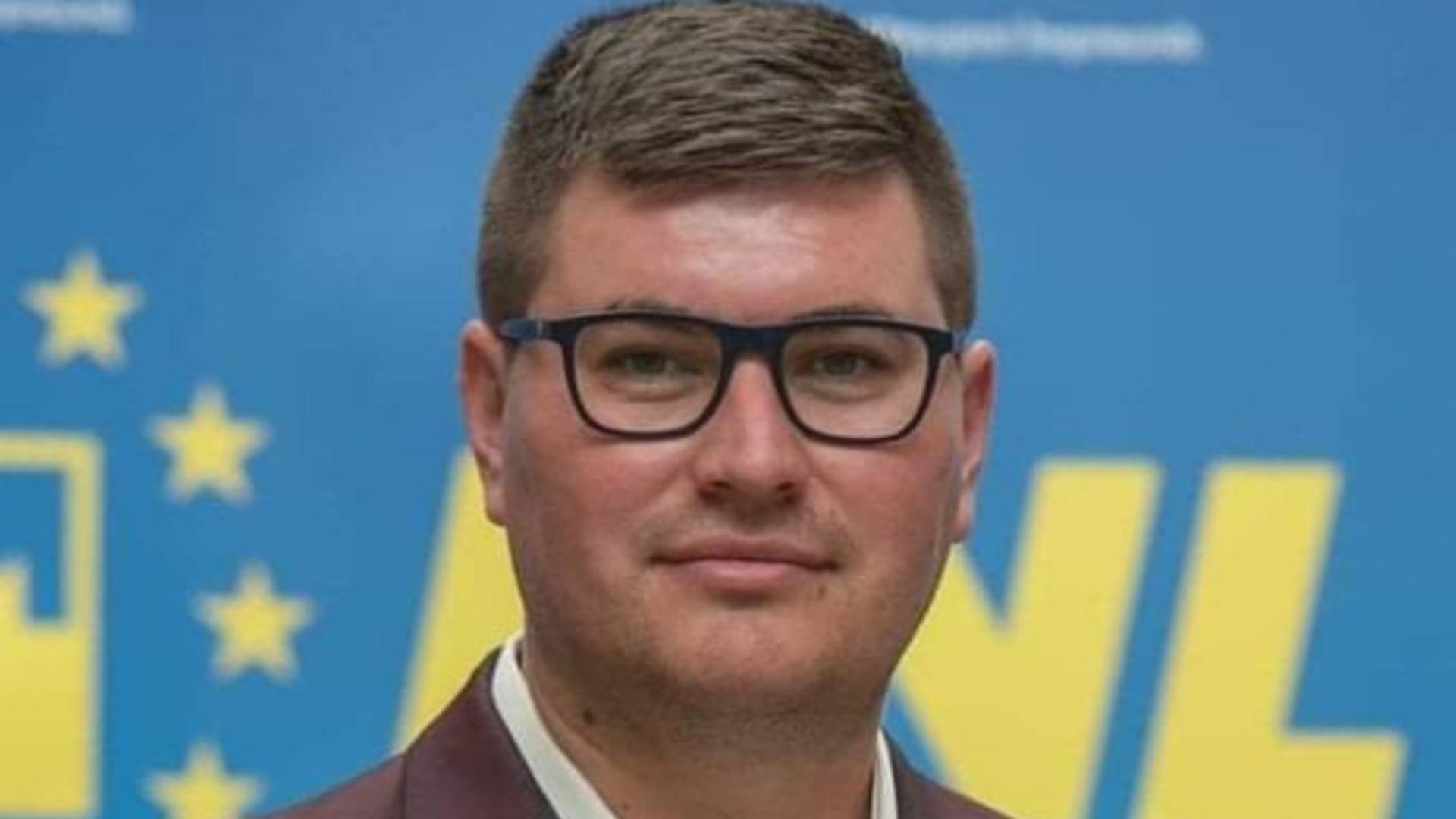 Alexandru Vasile, noul șef de la Garda de Mediu. Foto/FB