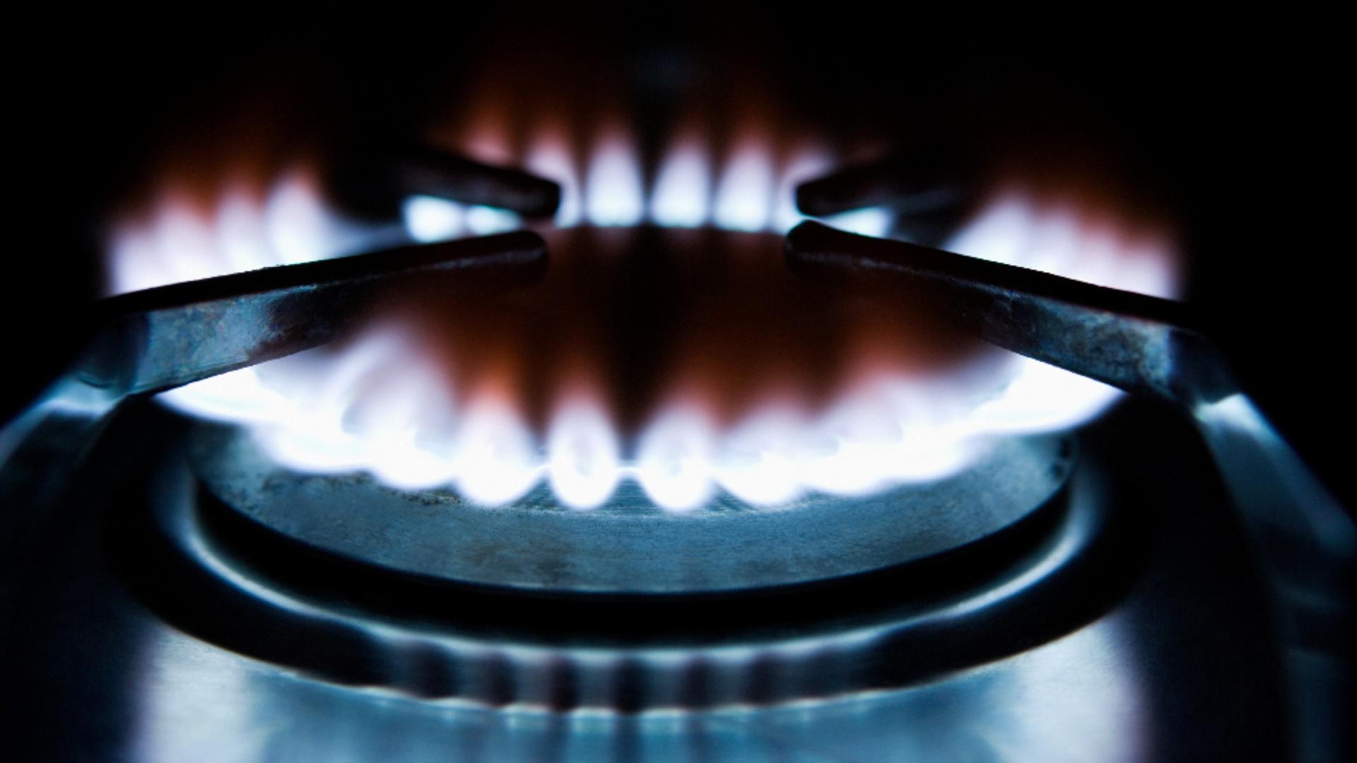 Facturi duble la gaz, în această iarnă. Foto/Profimedia