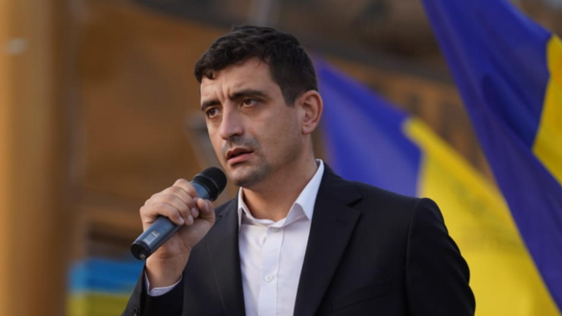 George Simion - Co-președinte AUR