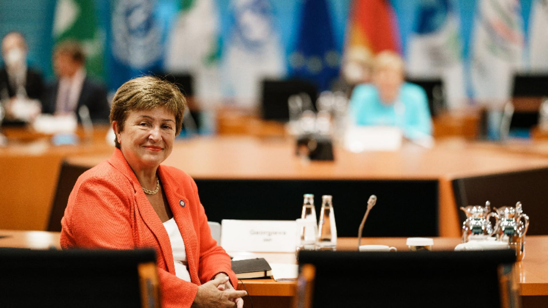 Șefa FMI, implicată într-un scandal. Foto/Profimedia