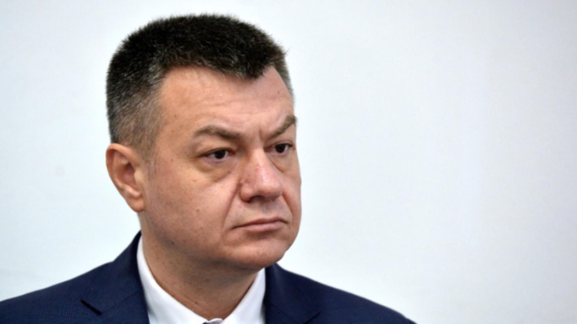 Bogdan Gheorghiu, ministrul Culturii