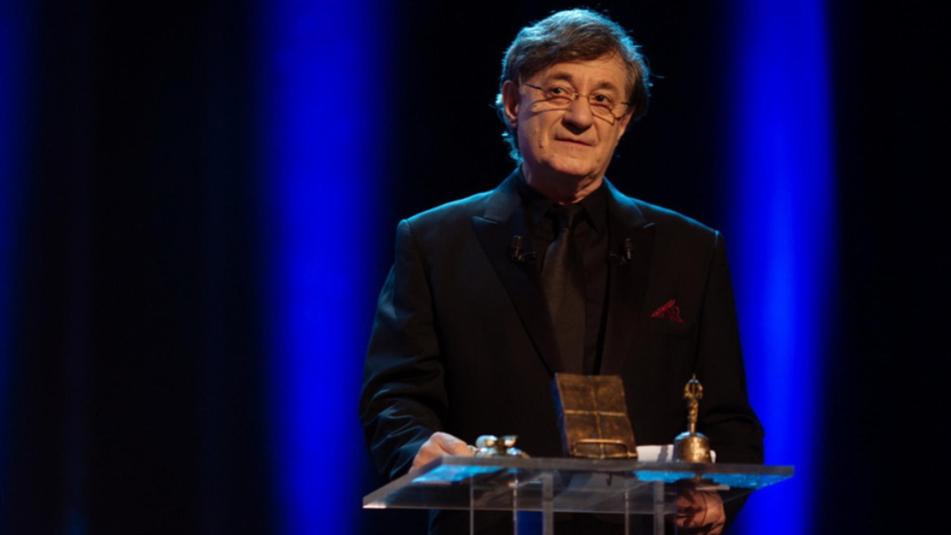 Actorul Ion Caramitru, președinte UNITER