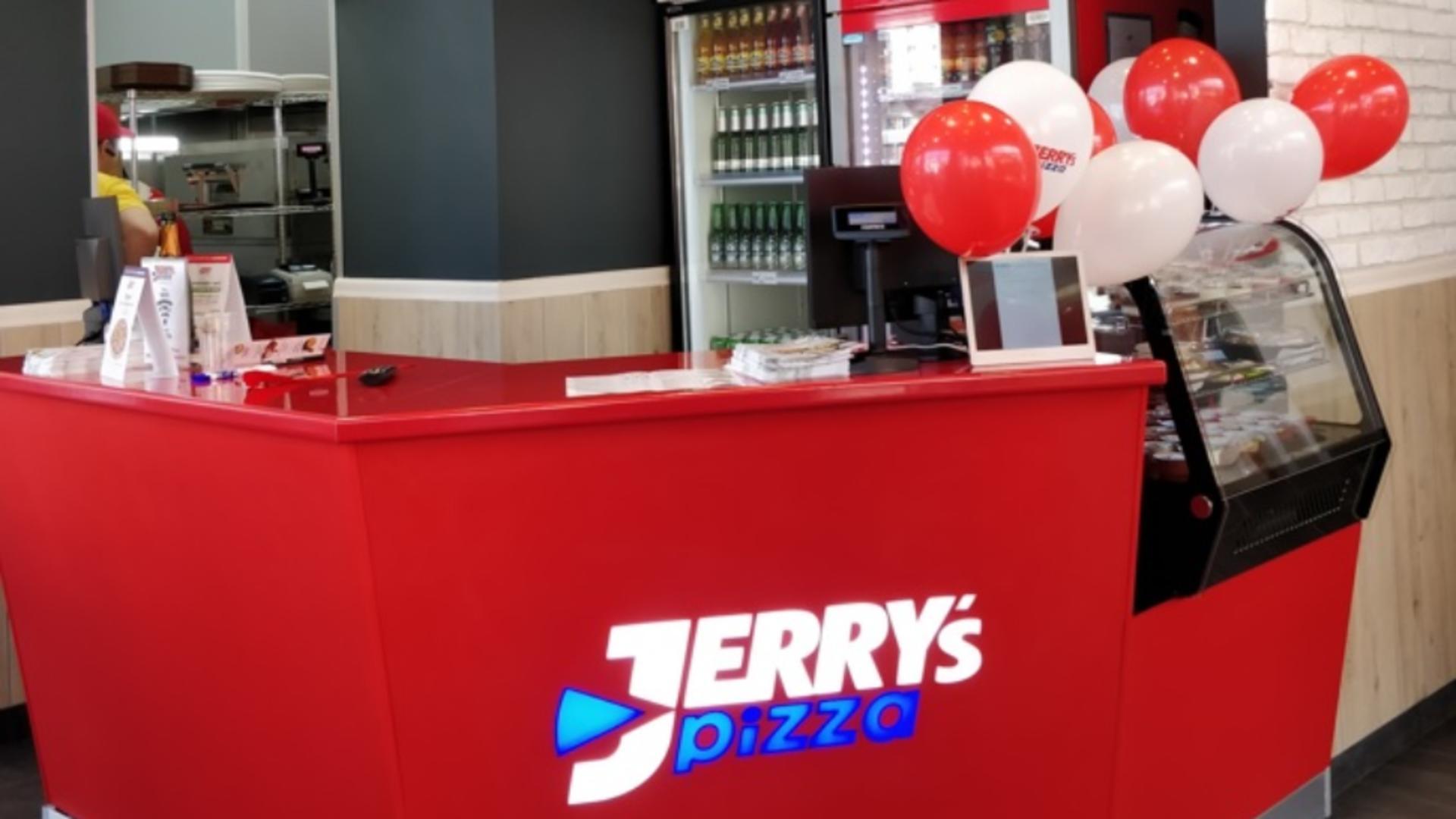 Jerry's Pizza deschide primul magazin din Craiova