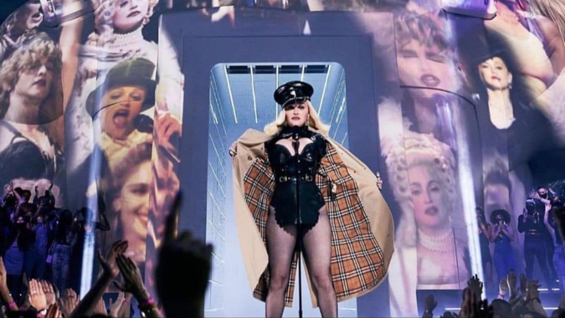 Madonna, apariție senzațională la 63 de ani - Premiile MTV, 2021 Foto: Facebook
