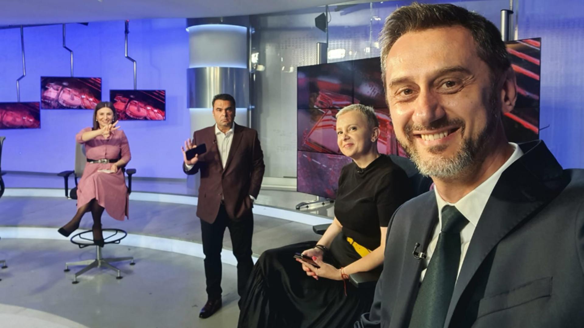"""Mario de Mezzo îl compară pe Grindeanu cu 2 foști pesediști """"vedetă"""". Foto/FB"""