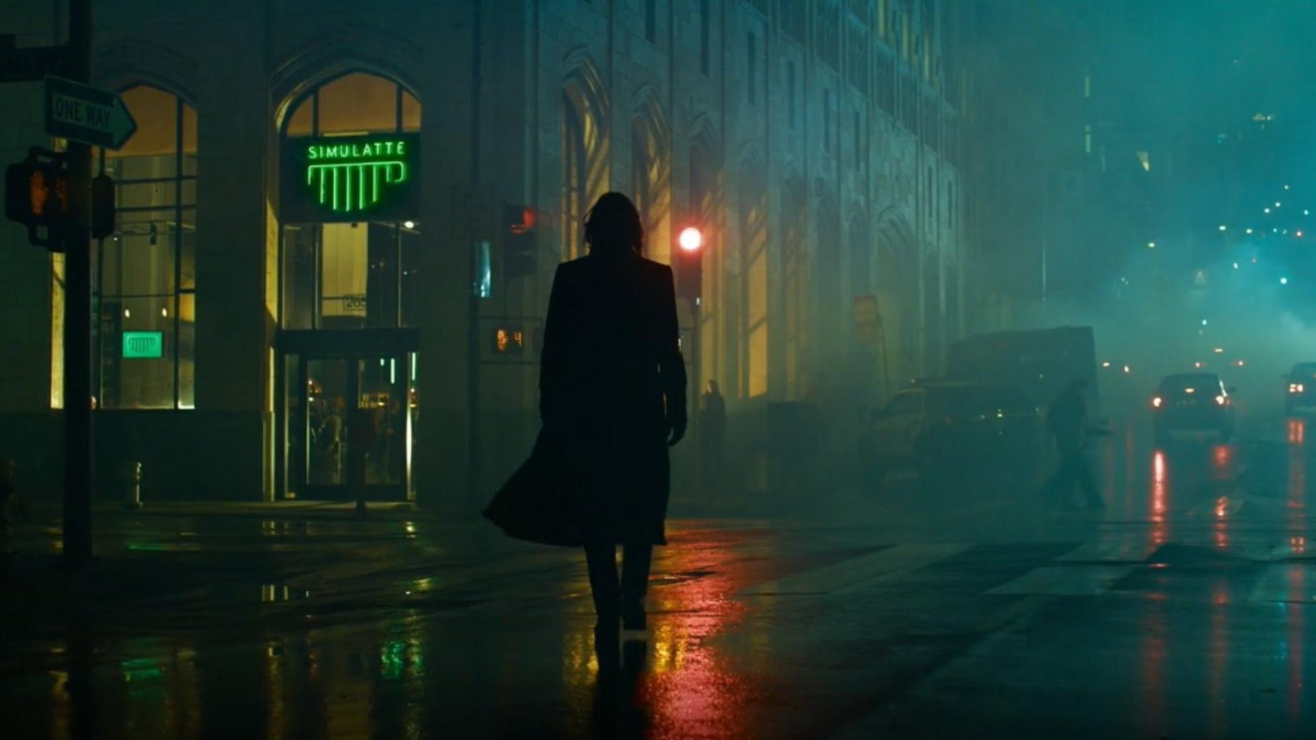 """Matrix 4 - """"Resurrections"""", lansat în decembrie 2021"""