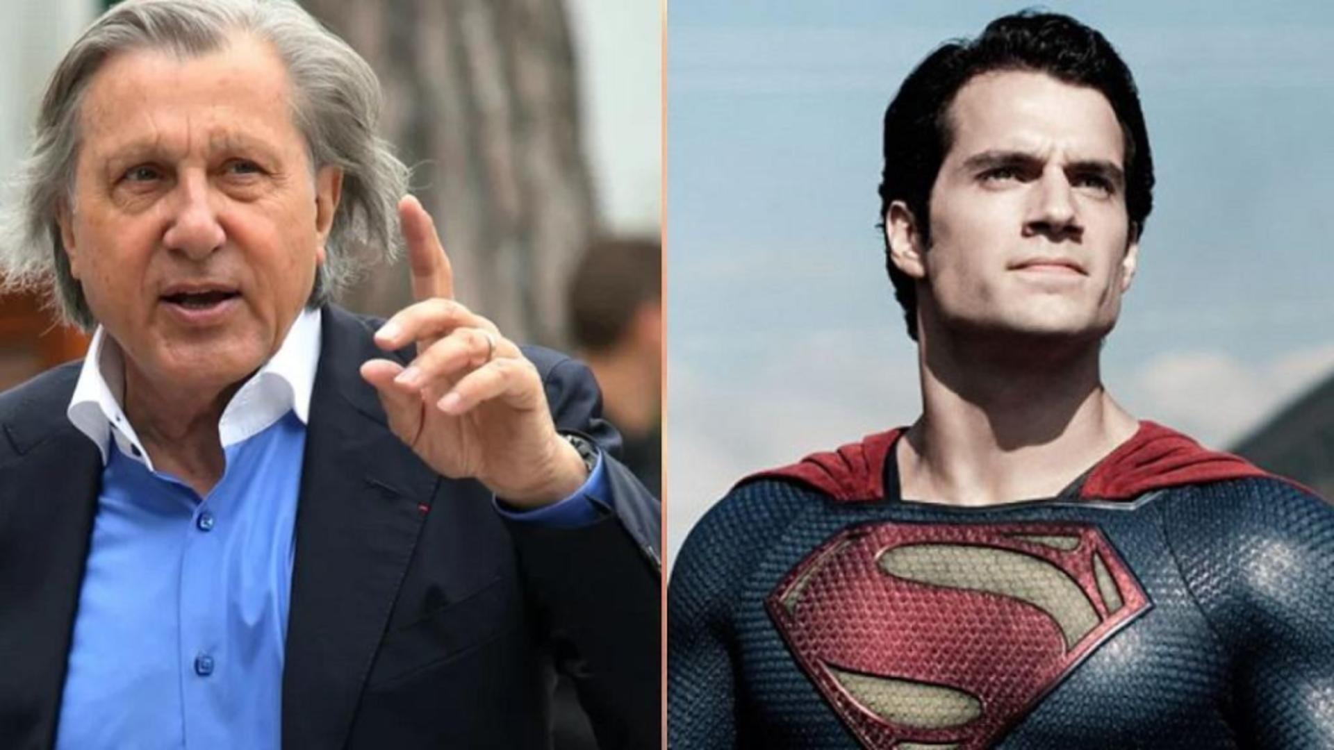 Ilie Năstase, aka Superman