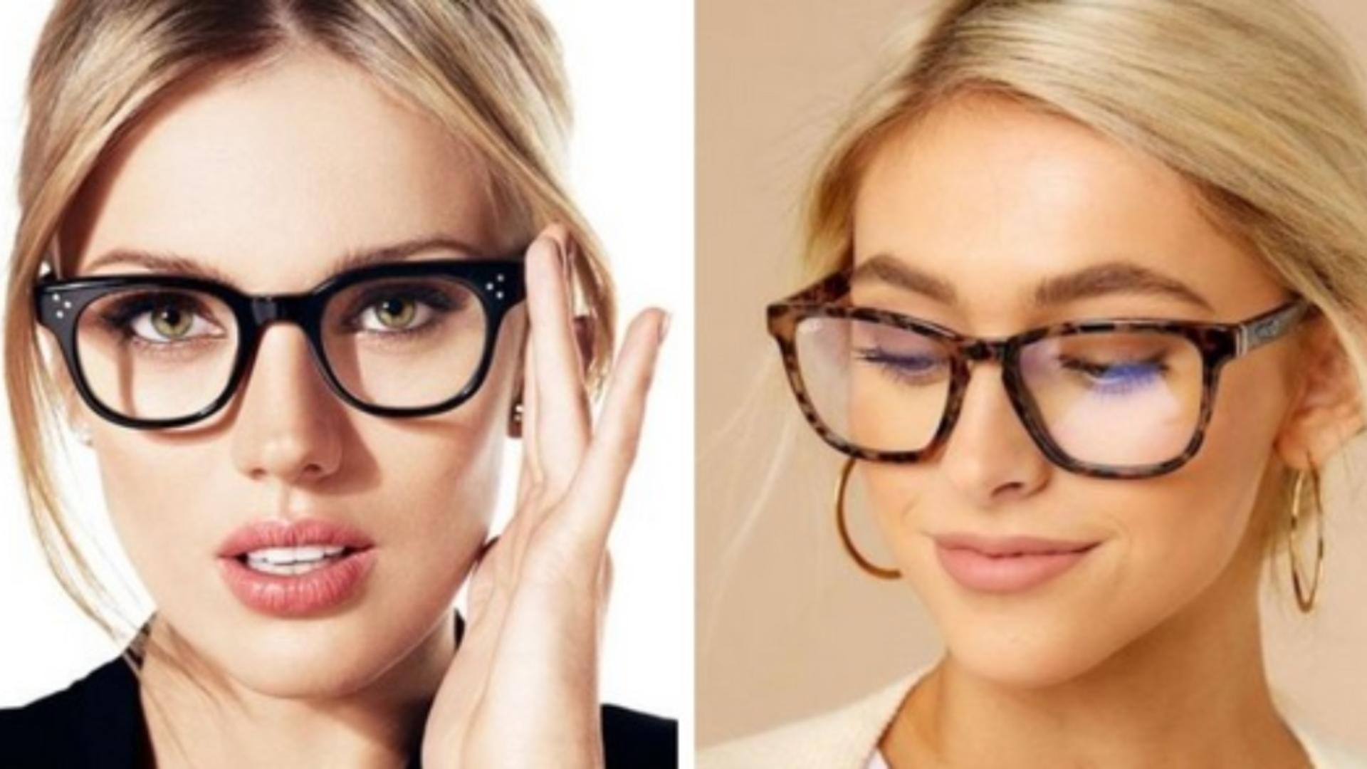 Machiajul din spatele lentilelor: 10 reguli pentru cei care poartă ochelari