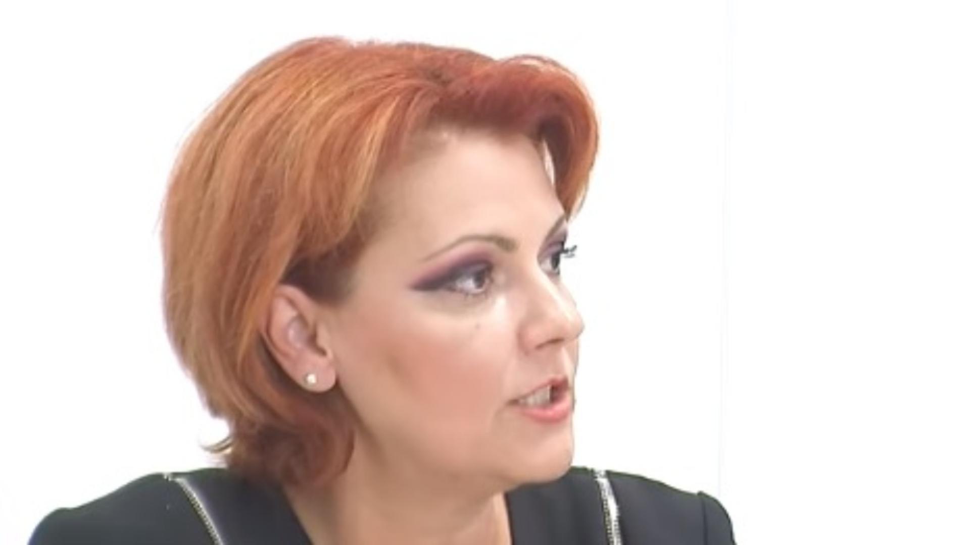 Olguța Vasilescu, primarul orașului Craiova și fost ministru PSD al Muncii