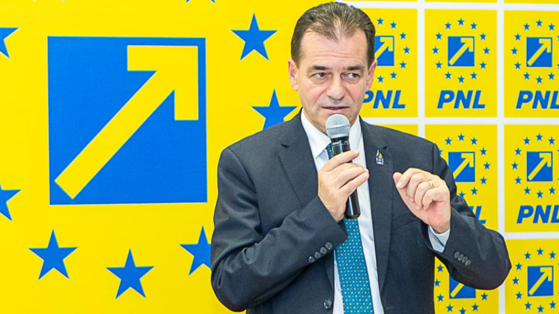 PNL, Ludovic Orban