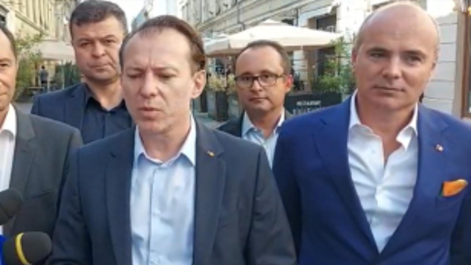 Florin Citu si Rares Bogdan