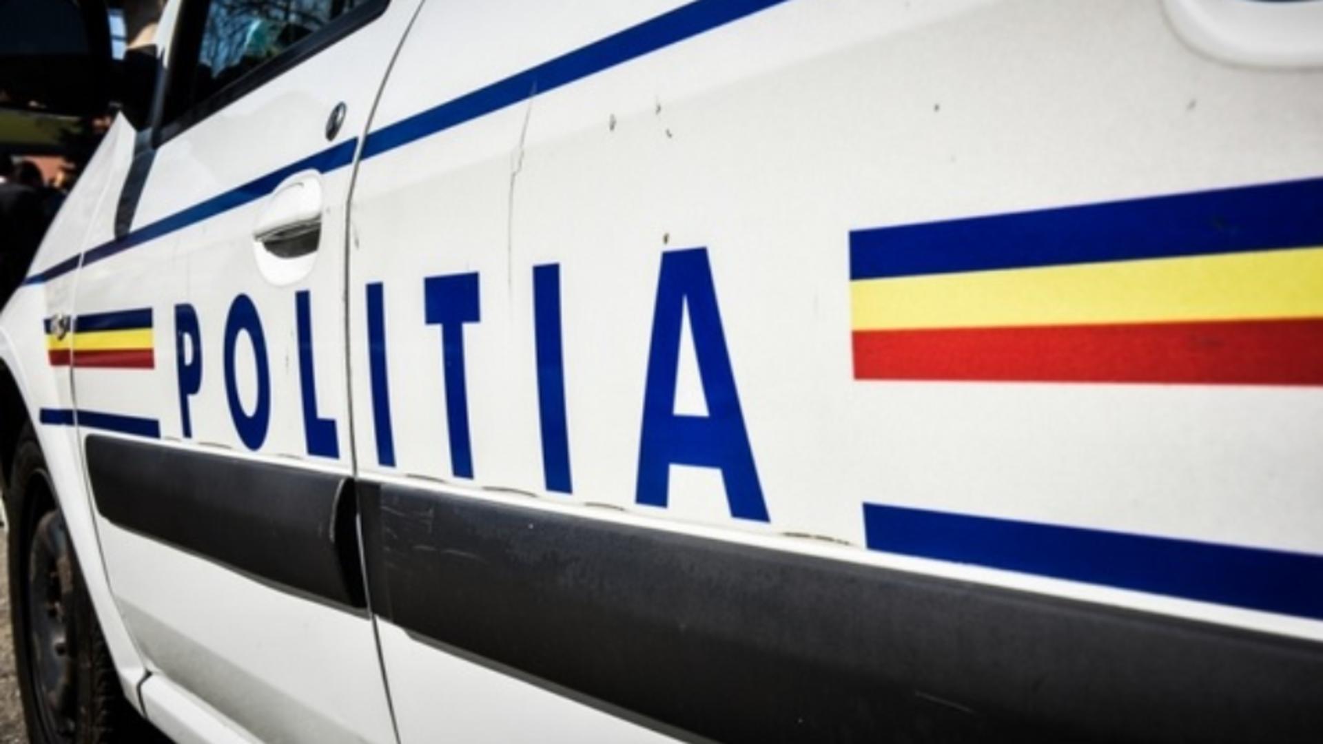 Anchetă poliție femeie moartă, în Vâlcea