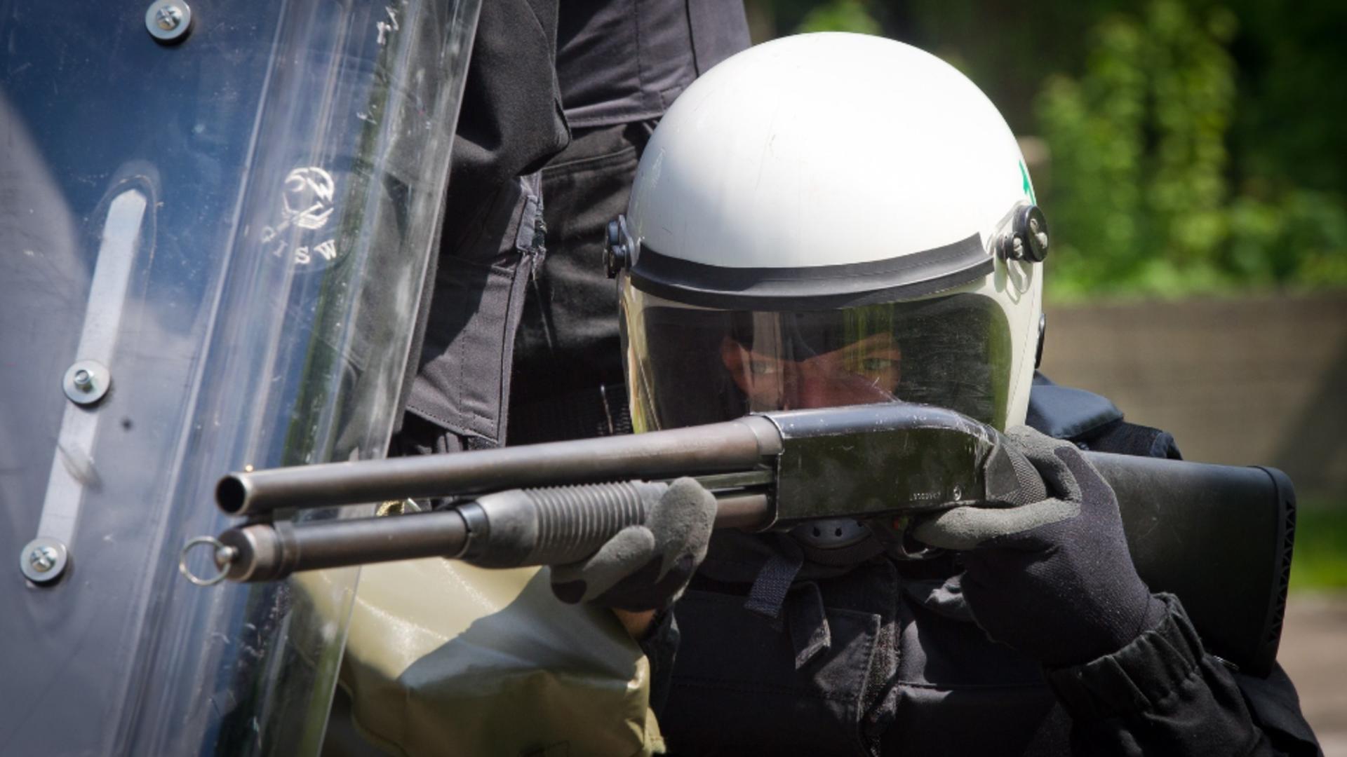 Intervenție poliție Ucraina / Foto: Profimedia