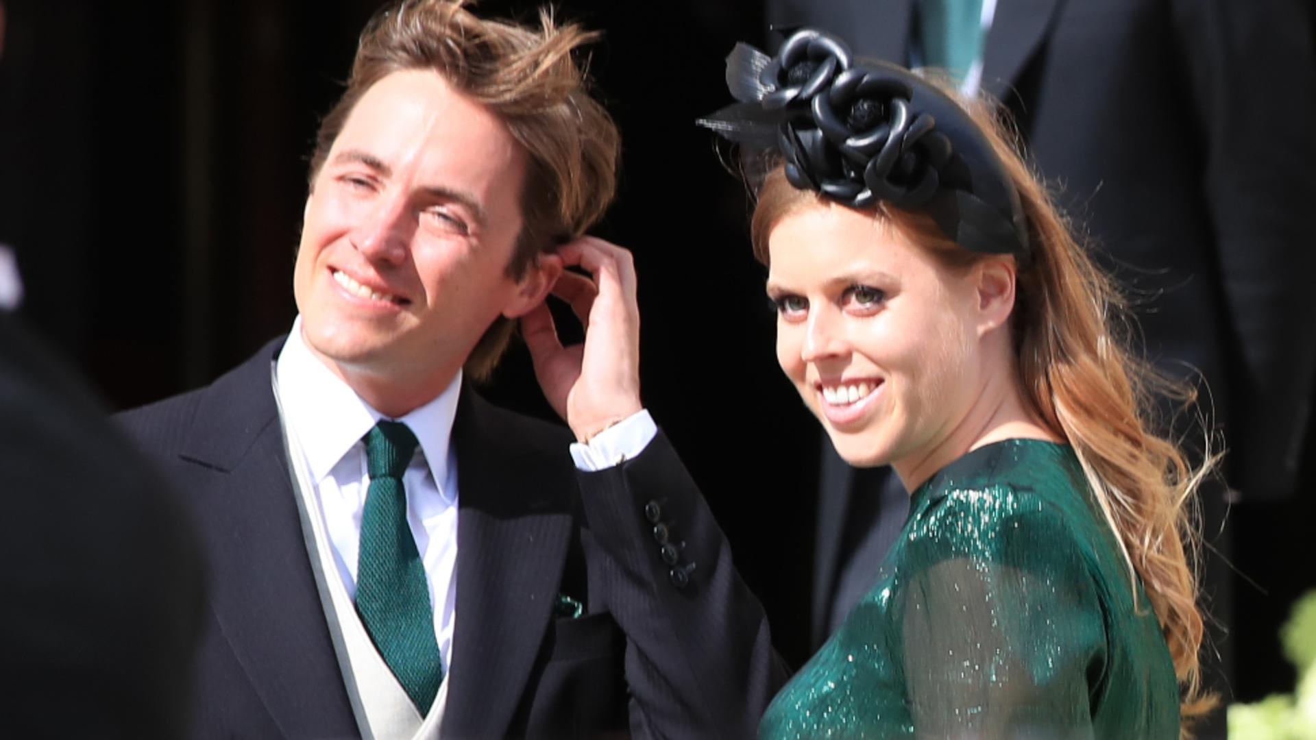 Prințesa Beatrice a născut o fetiță. Sursa foto: Profi Media