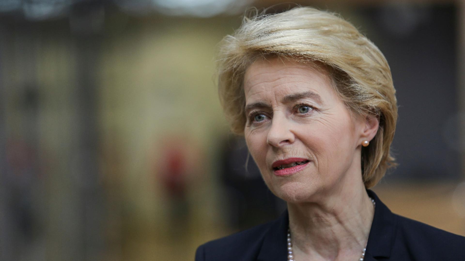 Ursula von der Leyen / Foto: Profi Media