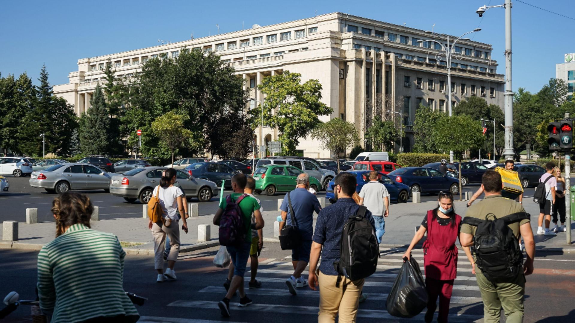 Prefectul Ilfovului: Deocamdată nu putem să luăm măsuri comune pentru Capitală și localitățile din jur. FOTO: Profi Media