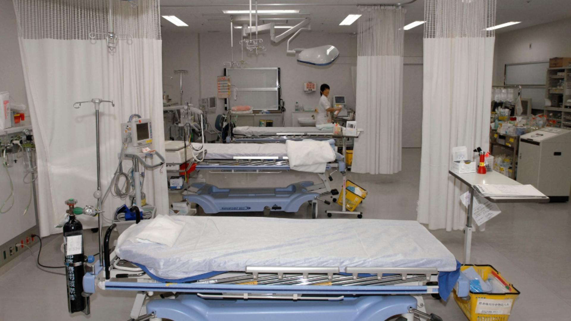Salon spital / Foto: Profimedia