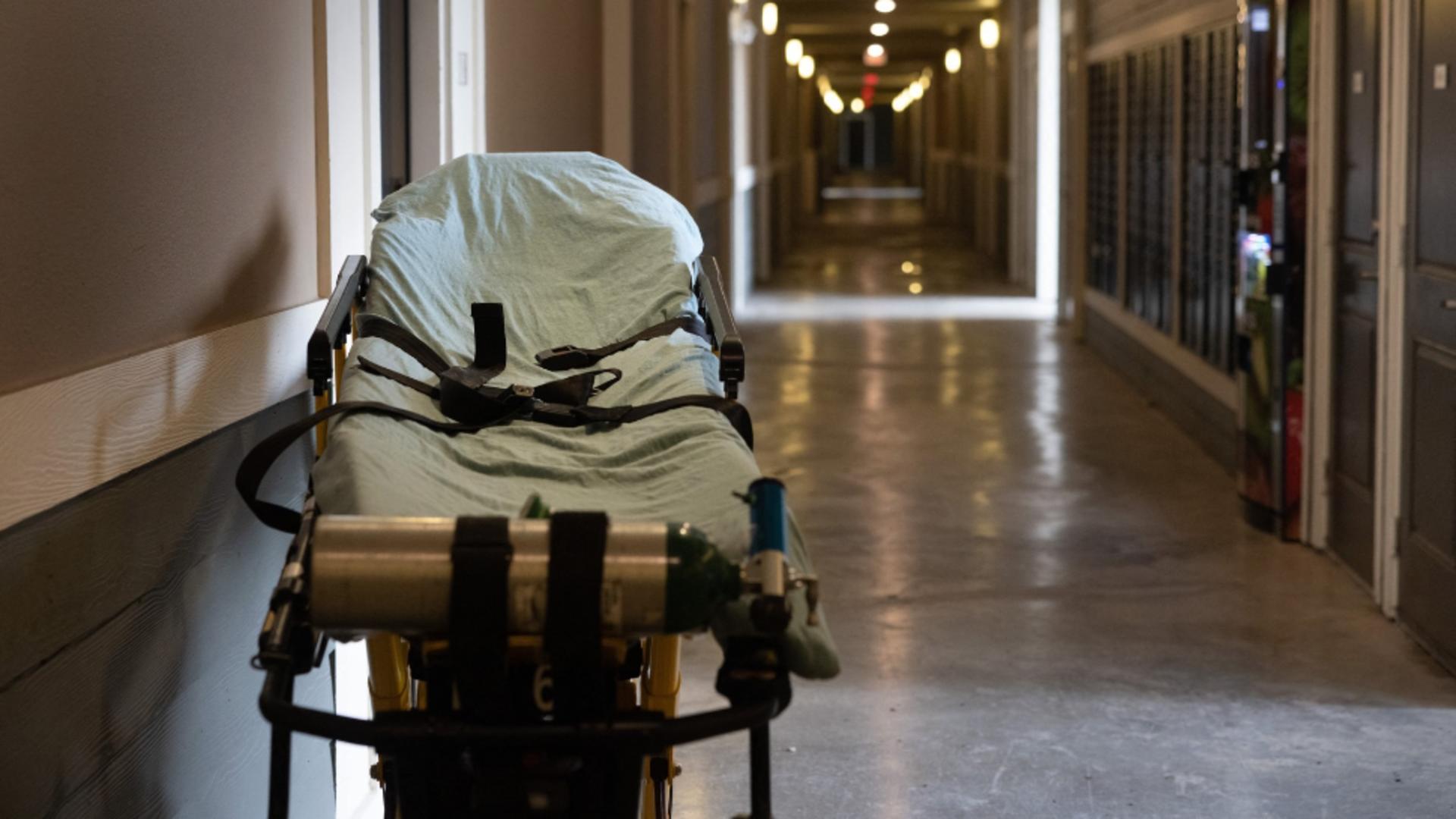 Hol de spital / Foto: Profimedia