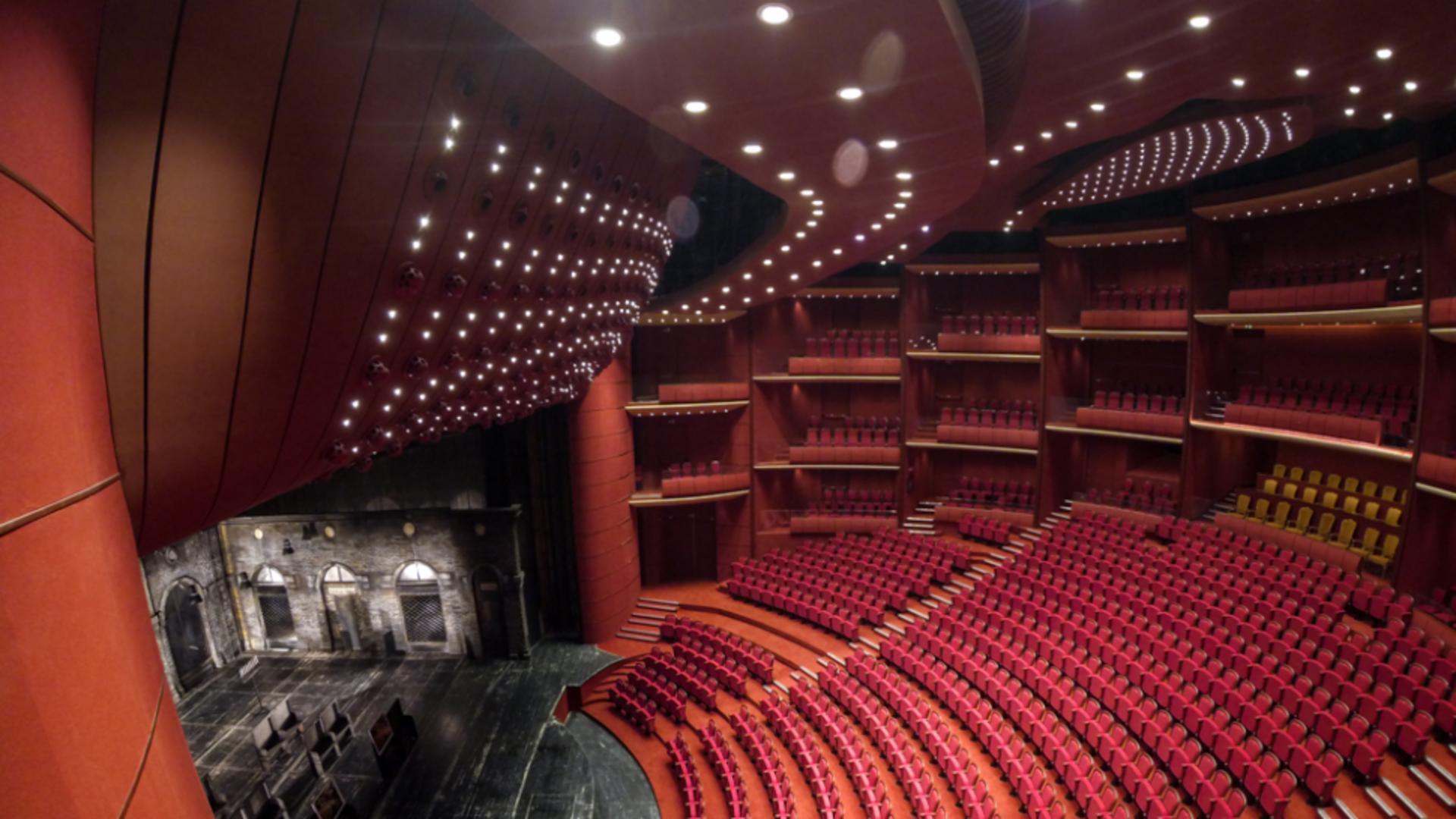 Sala Mare a Teatrului Național