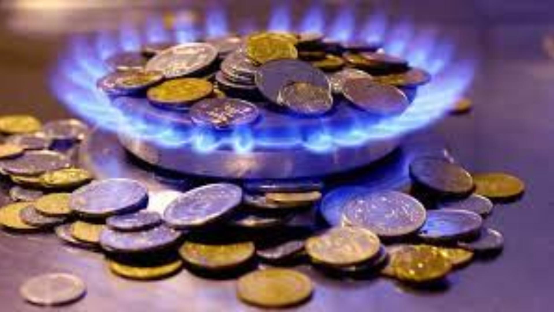 Scumpirea gazelor va fi urmată de cea a țițeiului și de o iarnă grea. Foto/Arhivă