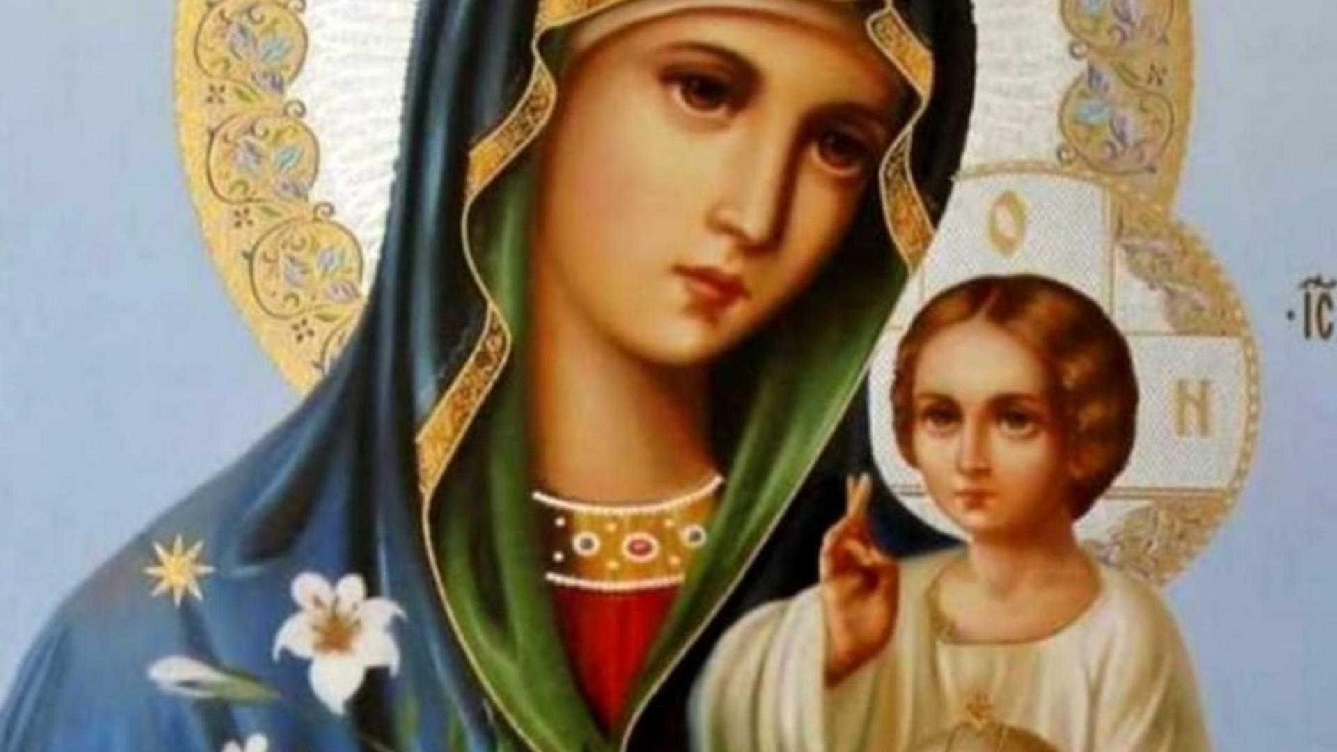 Sfânta Maria Mică - tradiții și obiceiuri