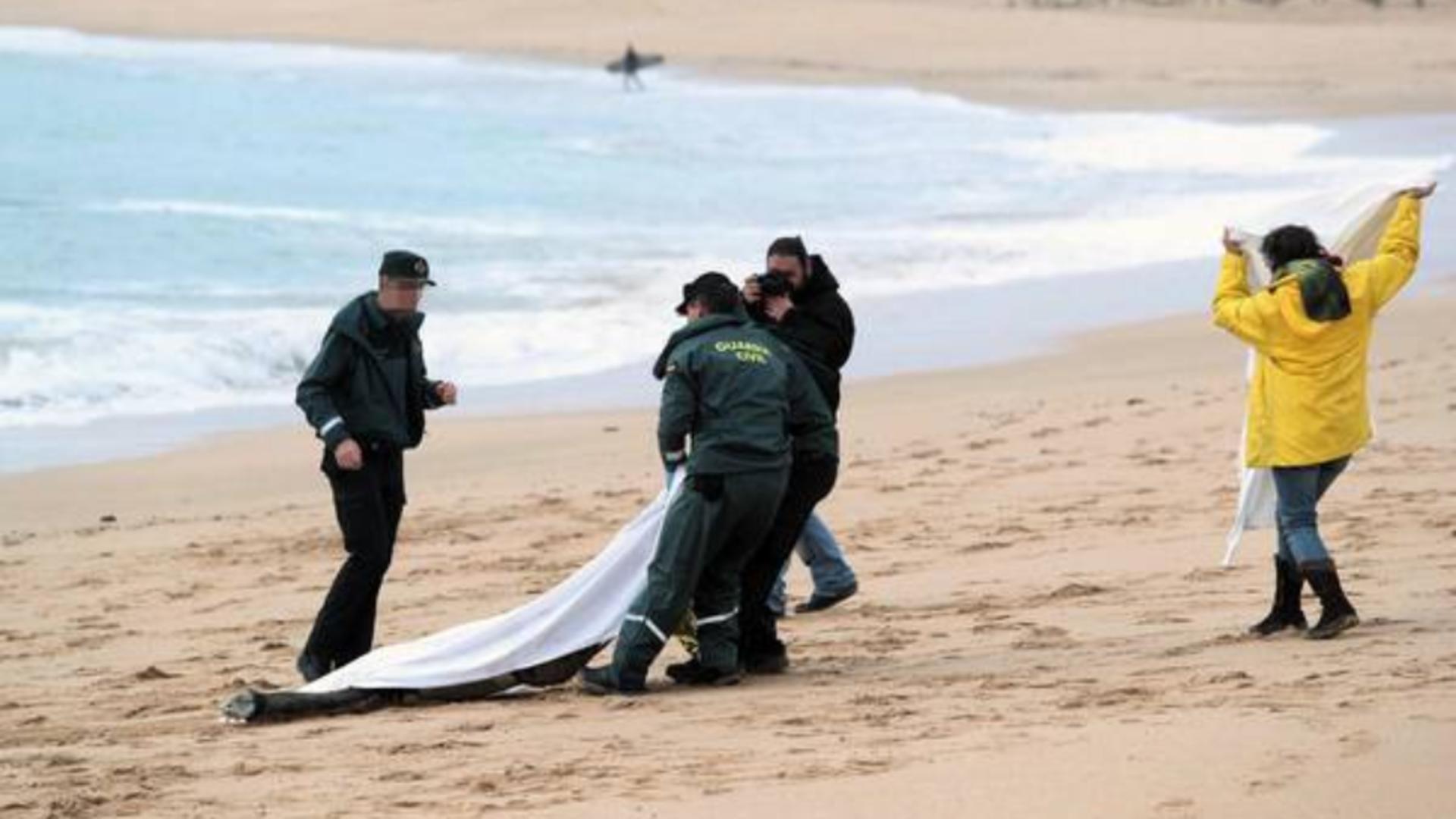 8 cadavre de migranţi, printre care şi cel al unui copil, descoperite în Spania