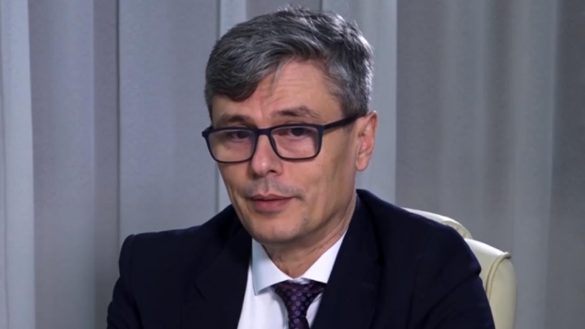 Virgil Popescu - ministrul Energiei