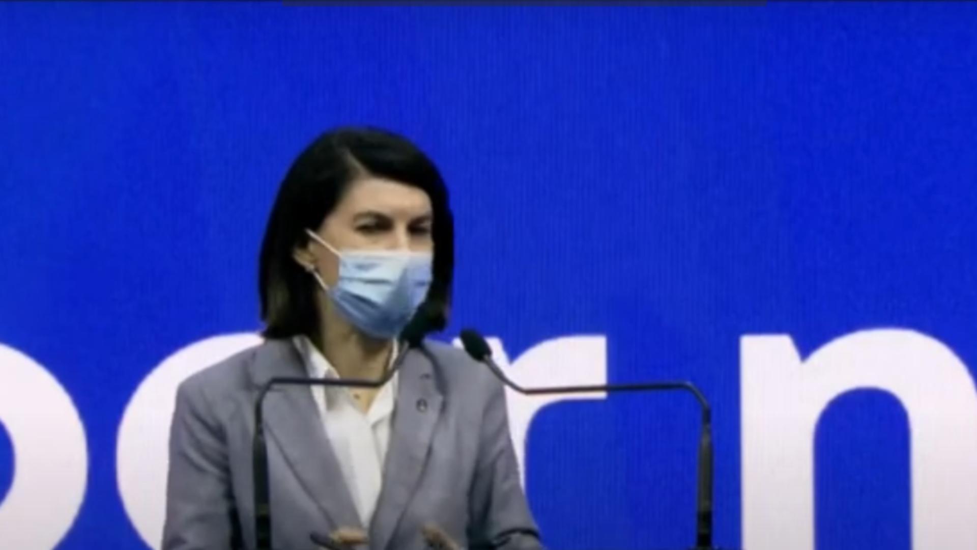 Violeta Alexandru la CN al PNL